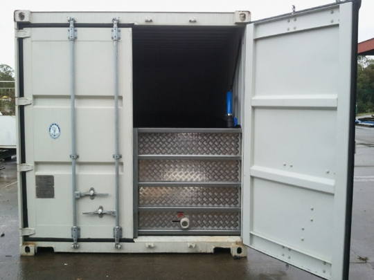 Multi Trip 20 Or 40 Flexi Tank Shipping Container